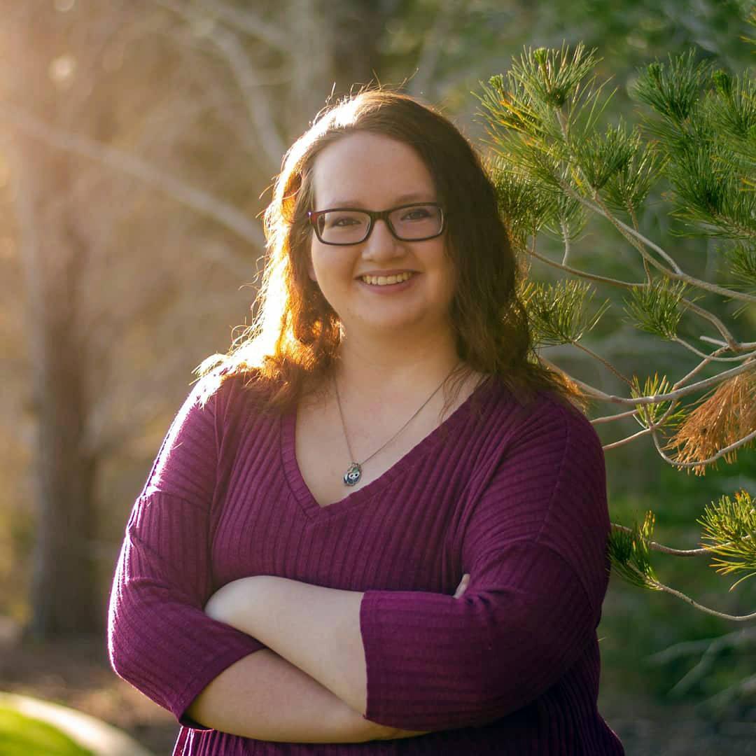 Valedictorian Angelina Evans