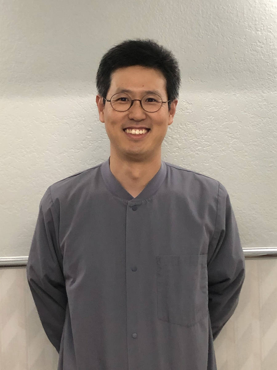 (Dr. Nakyoung Ju) After being closed for two months, Dr. Nakyoung Ju reopened his dental practi ...