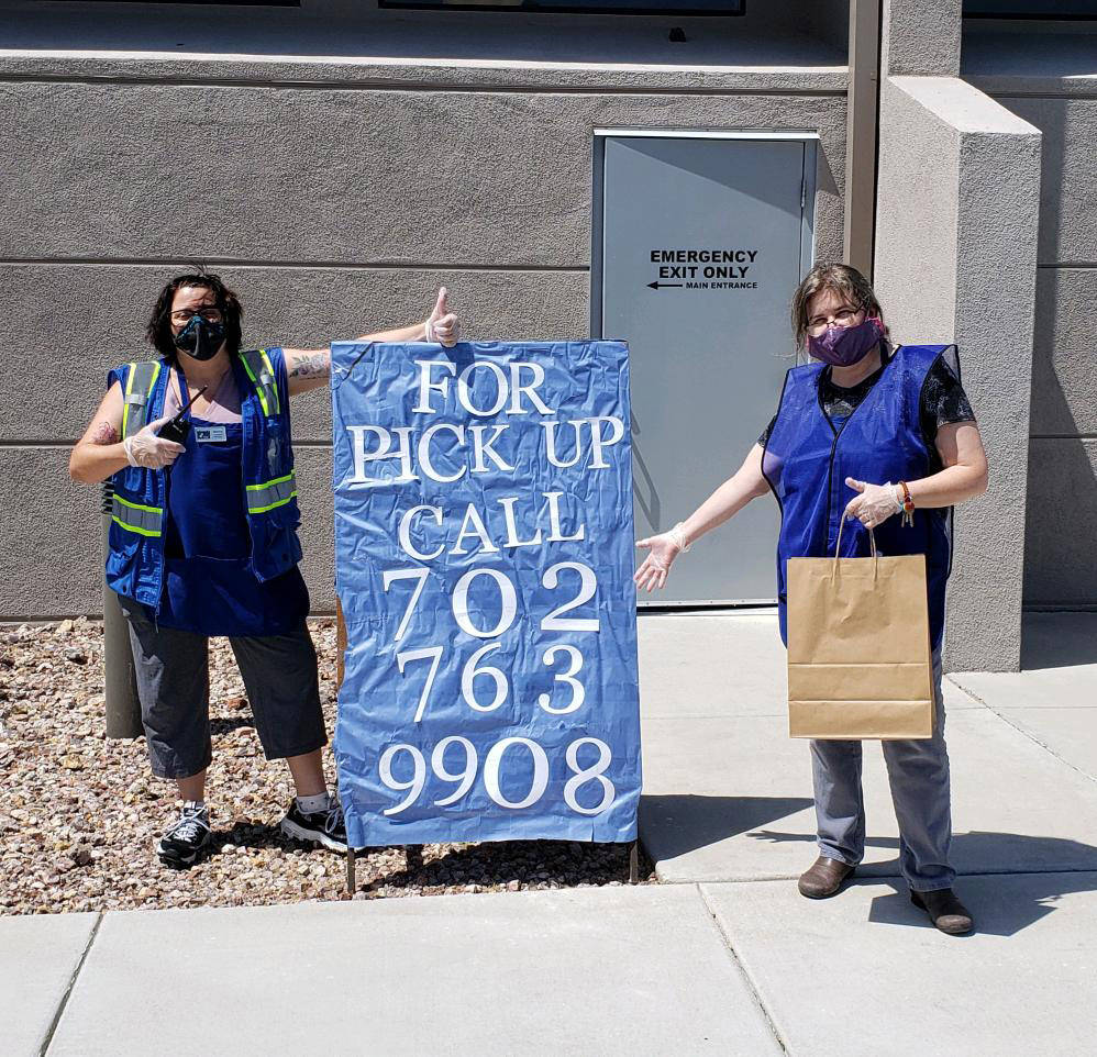 Samantha Bigger Boulder City Library is now open for curbside pickup and book returns, and Head ...