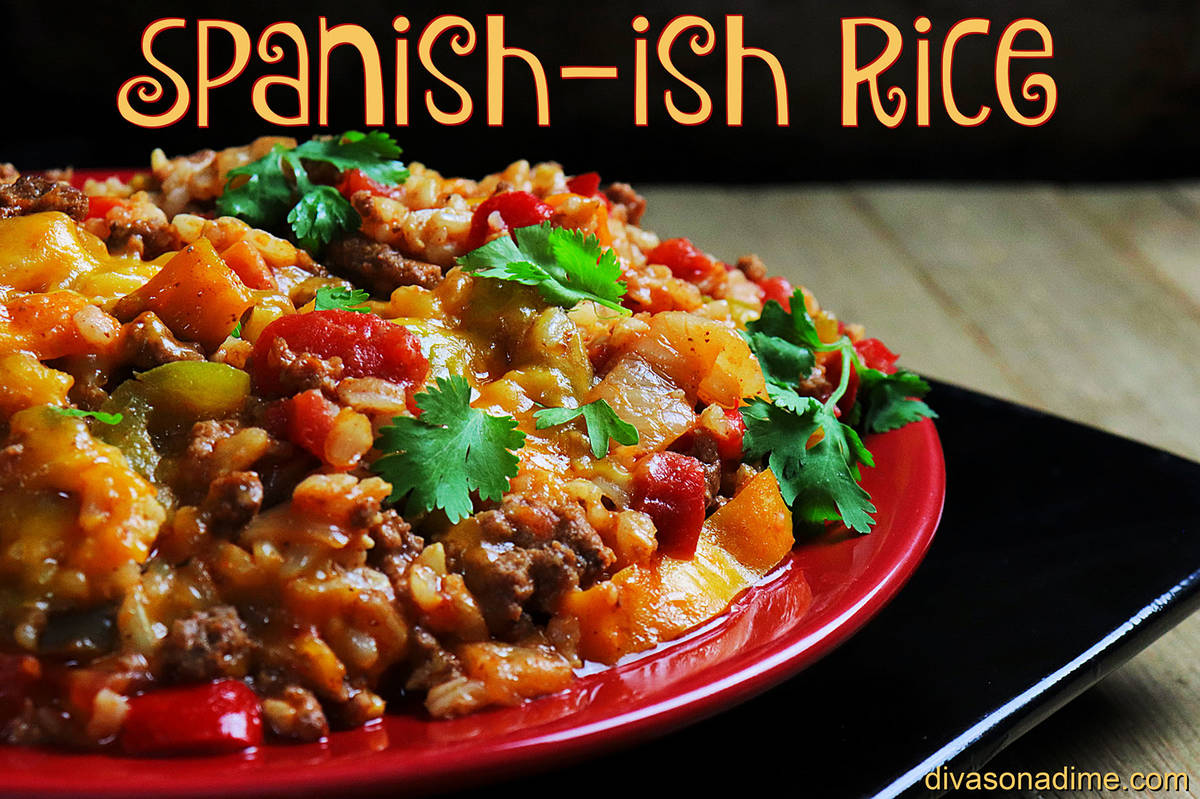 (Patti Diamond) This versatile rice dish can be served as a main course or side, using a variet ...