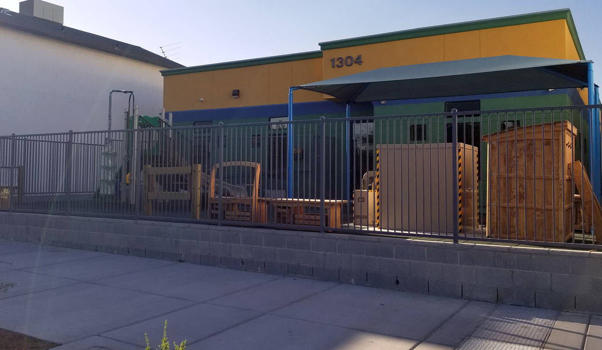 Celia Shortt Goodyear/Boulder City Review Jack and the Beanstalk Child Care Center, 1304 Wyomin ...