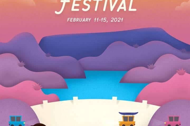 Dam Short Film Festival Brooke Everson's entry to this year's Dam Short Film Festival poster co ...
