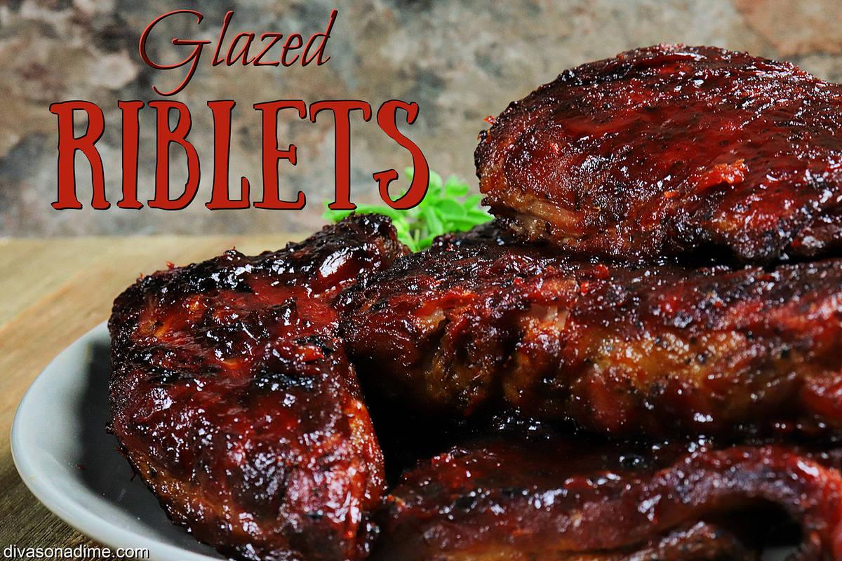 (Patti Diamond) Pork riblets or rib tips provide the same flavor as ribs but at less cost. Both ...