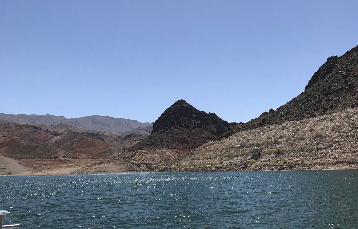 The Southern Nevada Water Authority is proposing a pipeline in the Eldorado Valley that would t ...