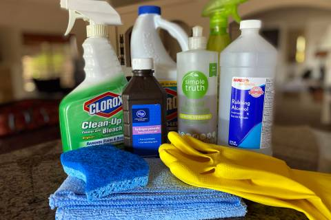 Norma Vally Cleaning products help fight the spread of COVID-19.