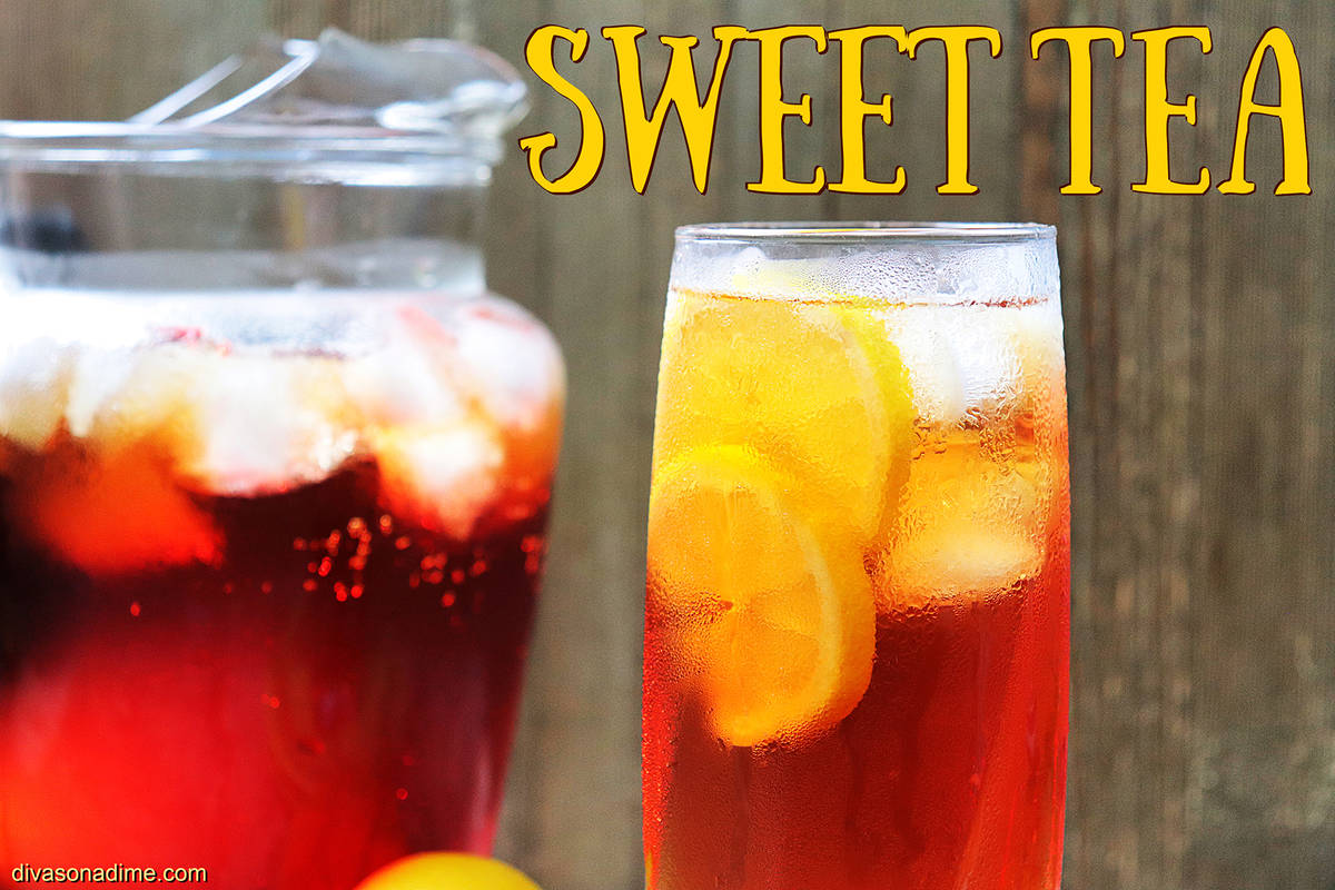 (Patti Diamond) Friday, Aug. 21, is National Sweet Tea Day. The refreshing drink is ideal for h ...