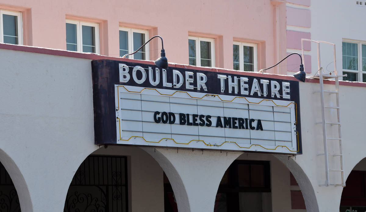 Celia Shortt Goodyear/Boulder City Review City Council approved a $5,000 special promotions gra ...