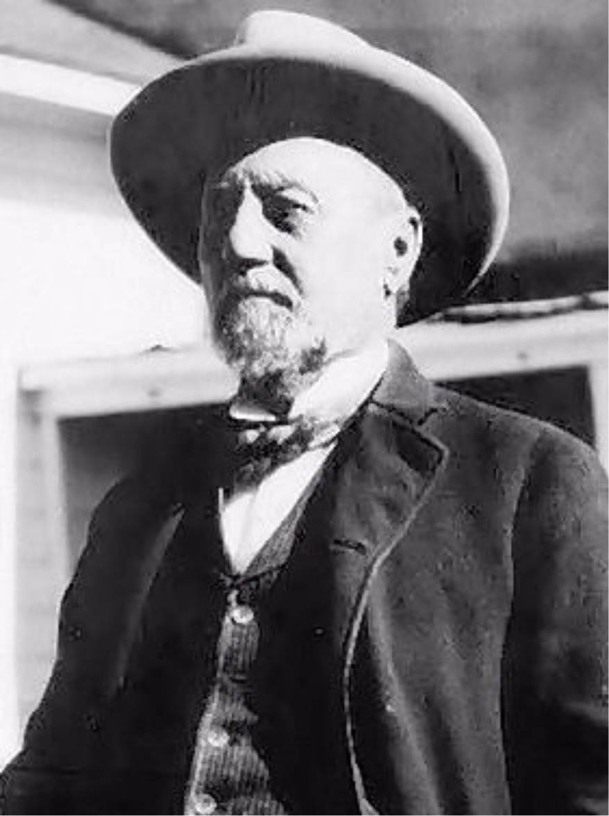 In 1865, Henry Hooker assembled a flock of around 500 turkeys and drove them from Placerville, ...