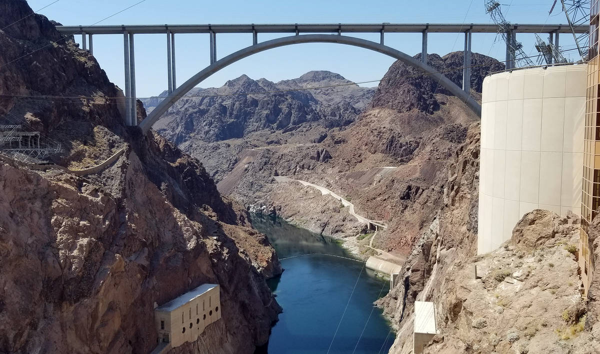 Celia Shortt Goodyear/Boulder City Review The Bureau of Reclamation is expecting an increased r ...