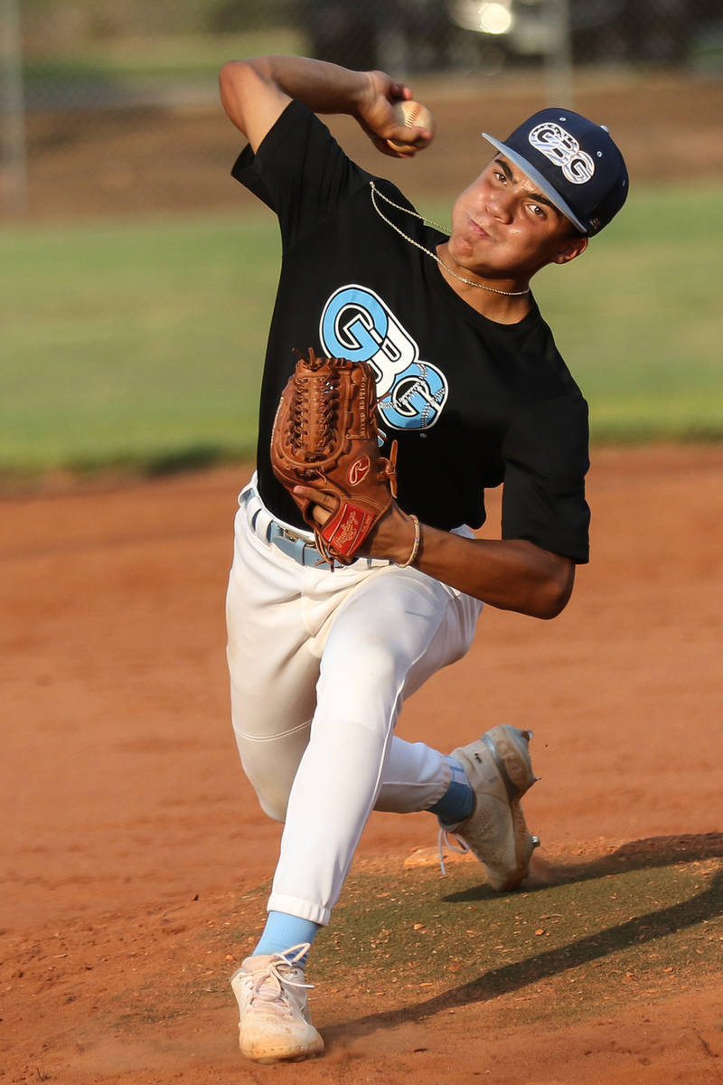(Yong Dawson Photography) Jet Gilliam, a sophomore at Boulder City High School, takes command o ...