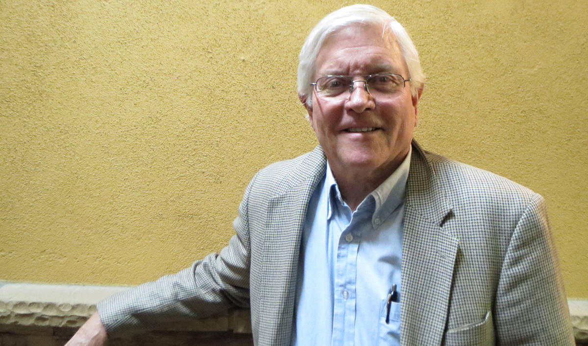 "(Larry Lyon) Boulder City resident Larry Lyon recently published ""1930: North America's Fir ..."