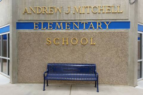 Mitchell Elementary School Principal Ben Day said he does not know when the recently announced ...