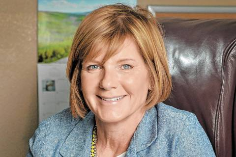 Rep. Susie Lee, D-Nev., won a second term to represent Congressional District 3.