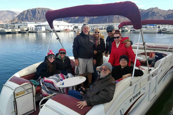 """Susan Davis Huening The Huening family usually celebrates Thanksgiving with """"Blue Friday"""" on th ..."""
