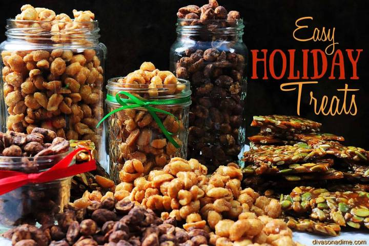 (Patti Diamond) Foodies in your life will appreciate homemade holiday gifts of honey roasted or ...