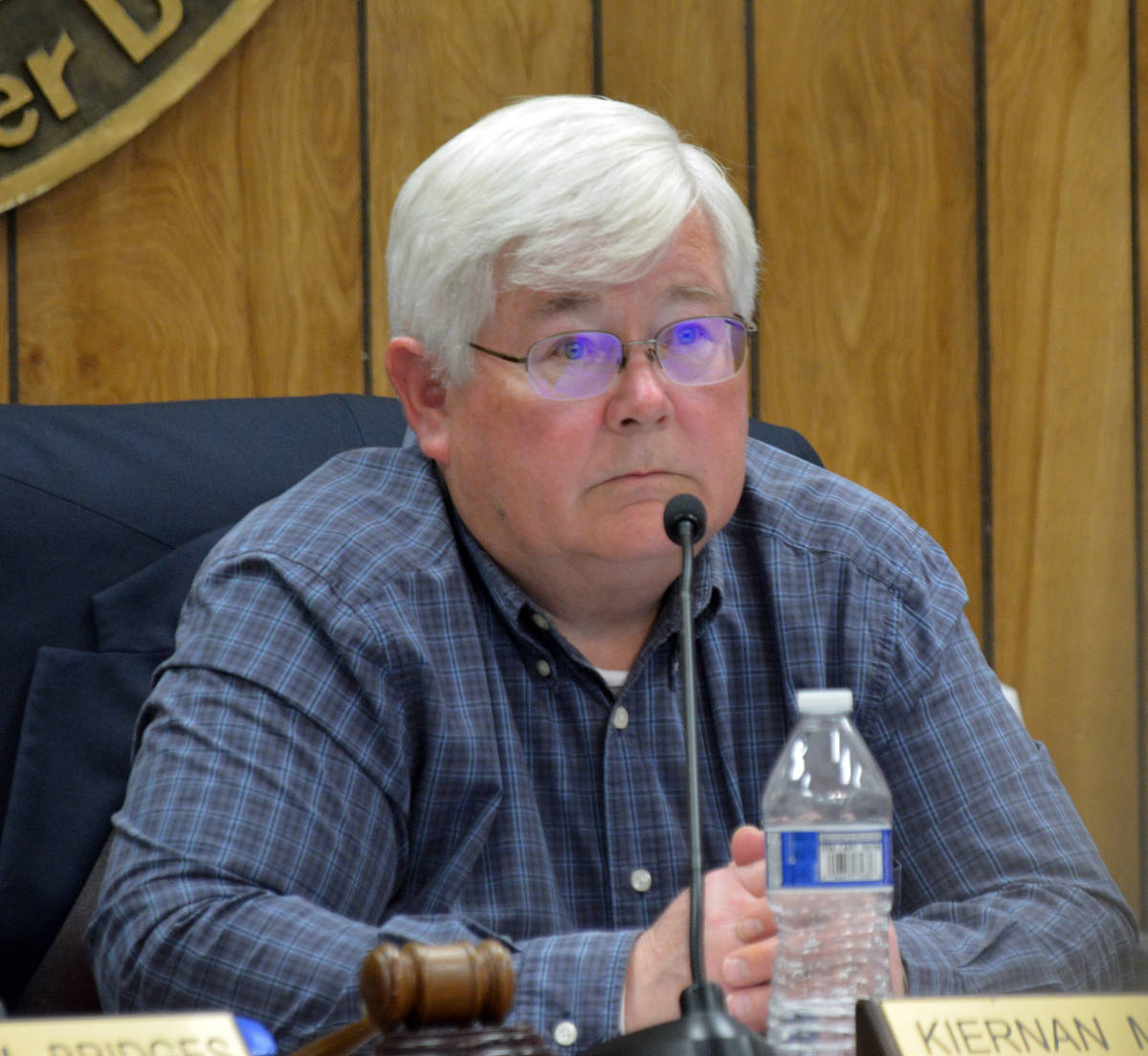 Mayor Kiernan McManus
