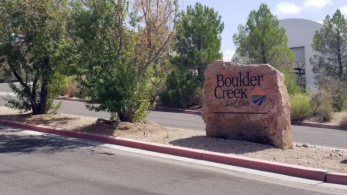 Boulder Creek Golf Club, 1501 Veterans Memorial Drive, was selected to host several upcoming Na ...