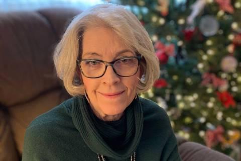 (Hali Bernstein Saylor/Boulder City Review) Rhonda Gatlin of Boulder City, who has written seve ...