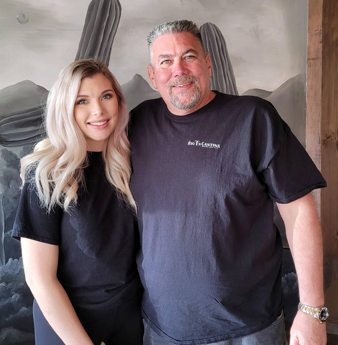 Celia Shortt Goodyear/Boulder City Review Tony Scott recently opened Big T's Cantina, 550 Nevad ...