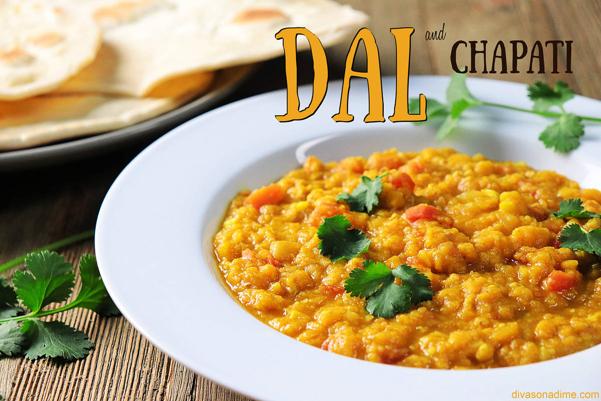 (Patti Diamond) Bring international flavors to your table with dal and chapati, a hearty lentil ...