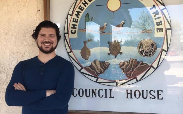 (Kostan Lathouris) Kostan Lathouris, who grew up in his parents' Boulder City restaurant ...