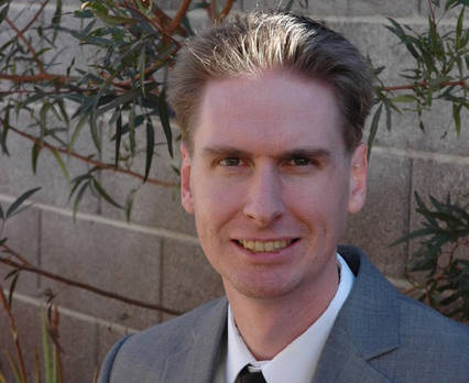 (Gregory Deaver) Boulder City resident Gregory Deaver is running for a seat on City Council.