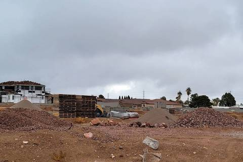 Celia Shortt Goodyear/Boulder City Review StoryBook Homes is a step closer to starting phase t ...