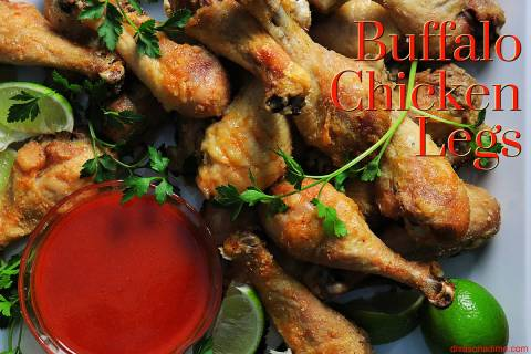 (Patti Diamond) Chicken legs are a more economical and filling choice to dish up when serving s ...