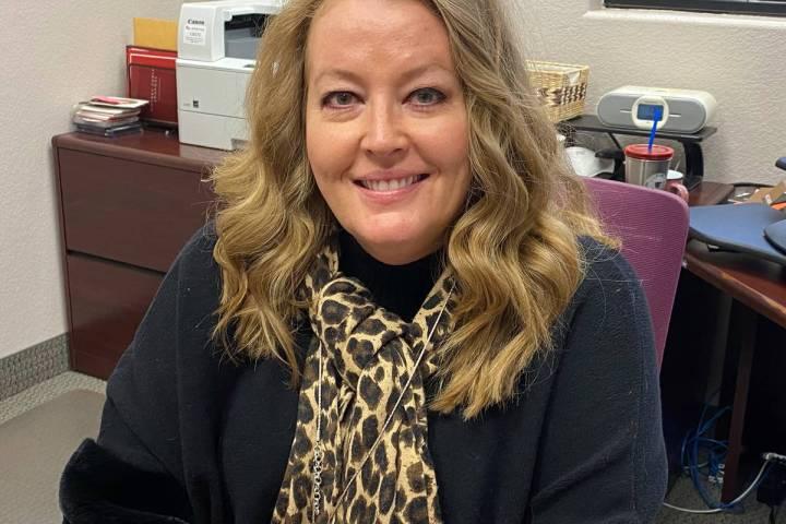 Boulder City City Clerk Lorene Krumm