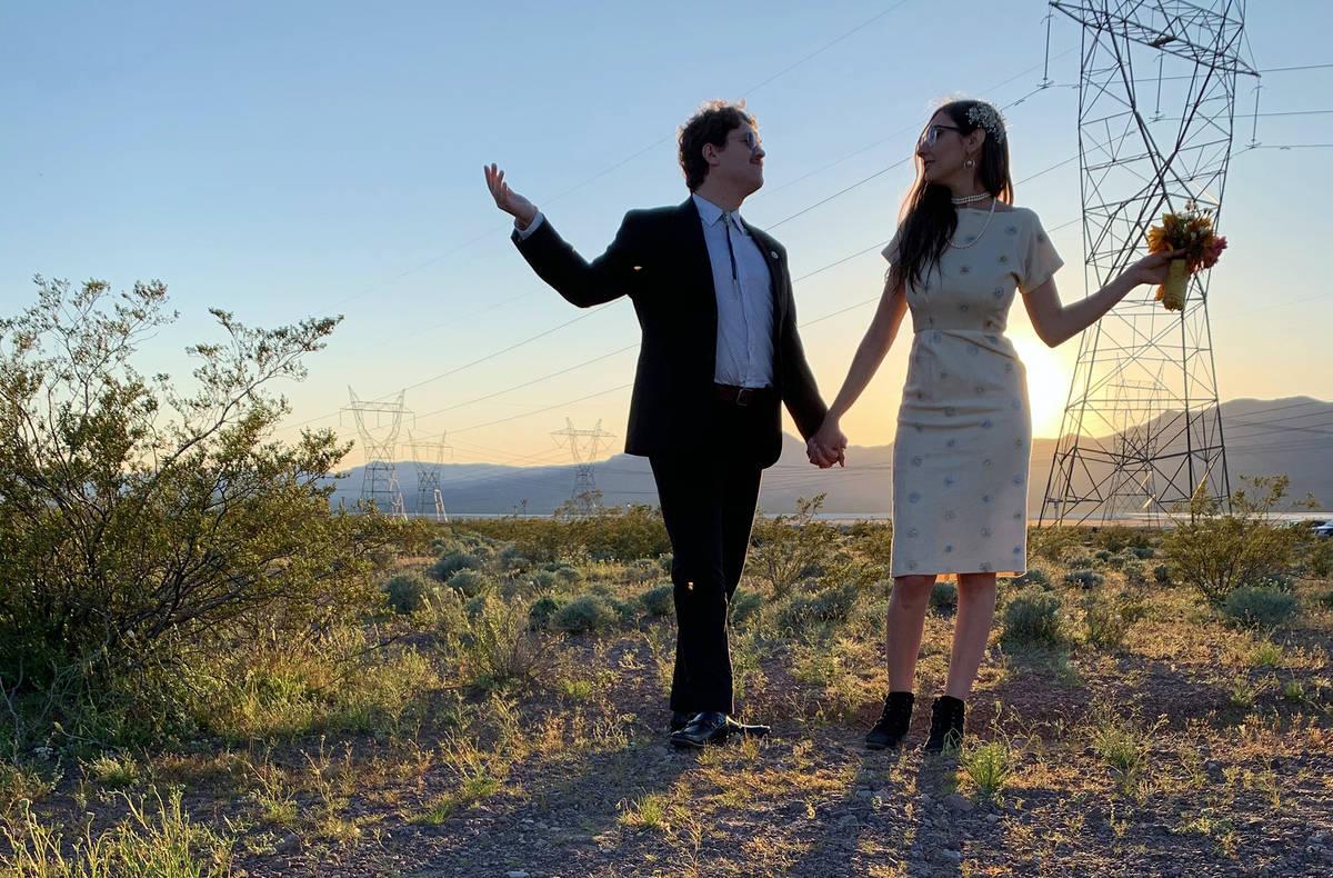 Vivian Martin James Howard Adams and Tsvetelina Stefanova were married March 27 in an intimate ...