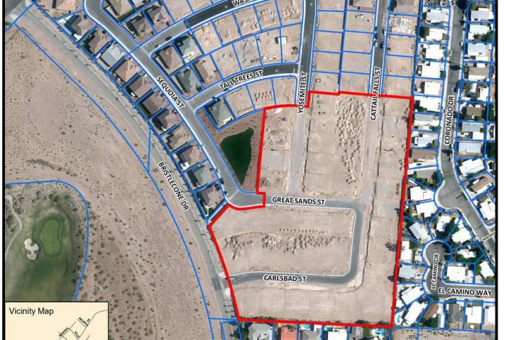 Boulder City StoryBook Homes can begin the final phase of Boulder Hills Estates after City Cou ...