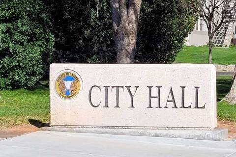Celia Shortt Goodyear/Boulder City Review Decisions about filling the open city clerk position ...