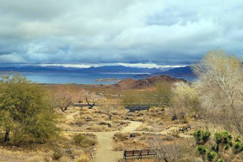 Celia Shortt Goodyear/Boulder City Review More than 8 million people visited Lake Mead National ...