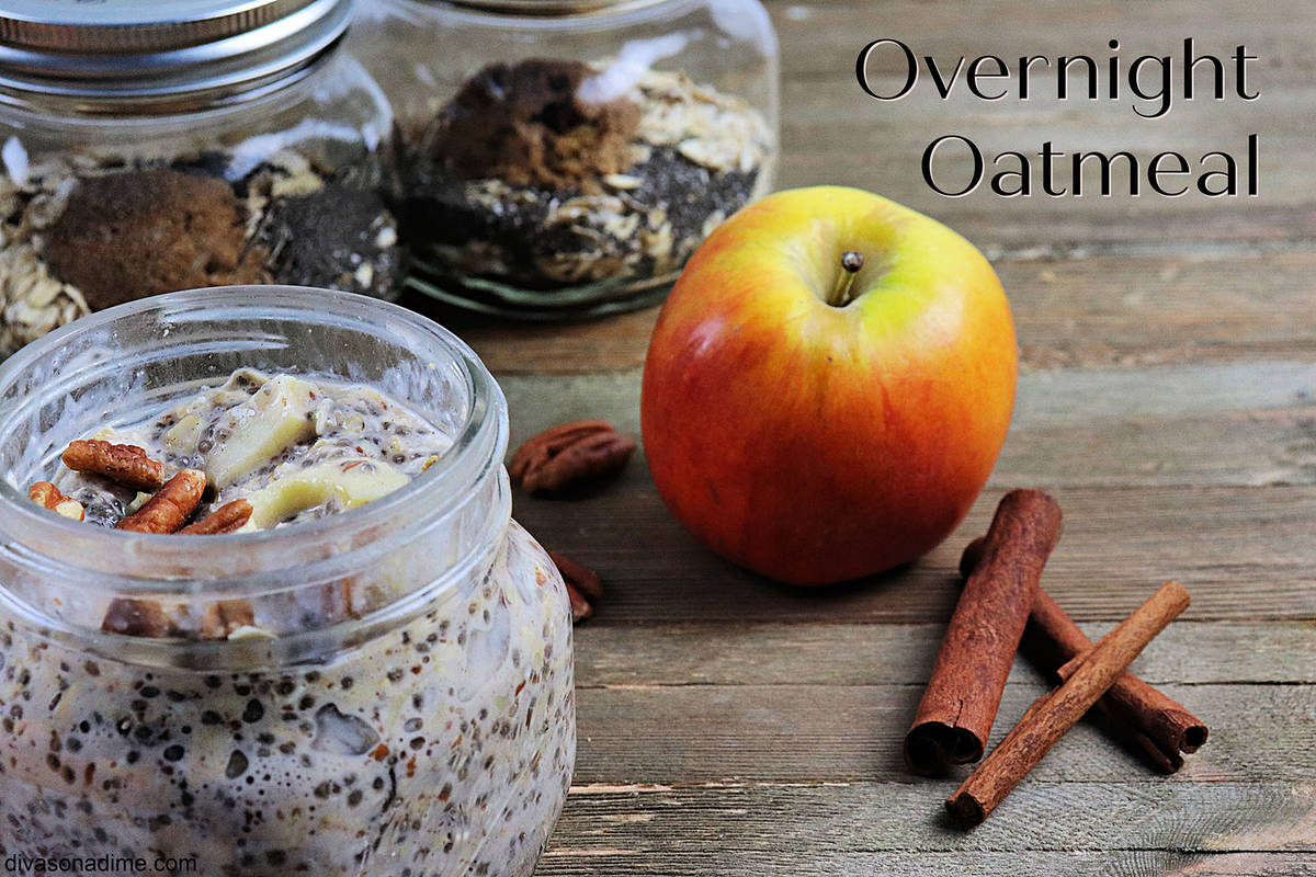 (Patti Diamond) Oatmeal is a frugal and versatile morning meal. It can be endlessly customized ...