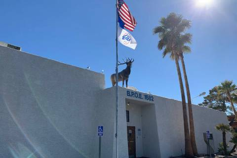 (Hali Bernstein Saylor/Boulder City Review) Boulder City Elks, Lodge 1682, is celebrating its 7 ...
