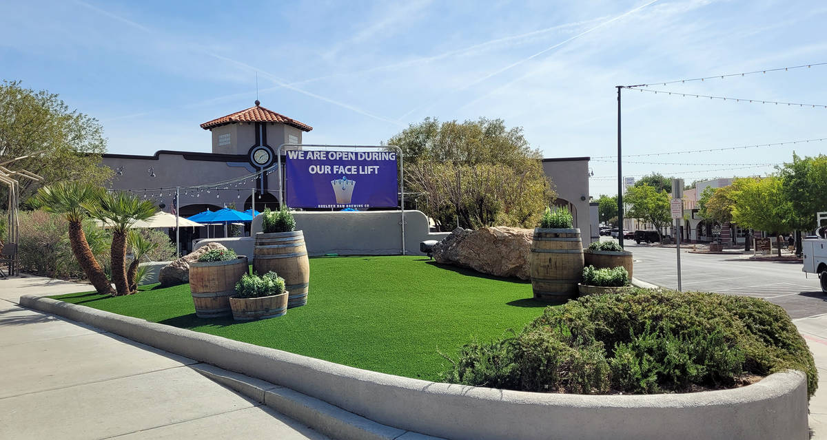 Celia Shortt Goodyear/Boulder City Review Boulder City Brewing Co., 435 Nevada Way, is getting ...