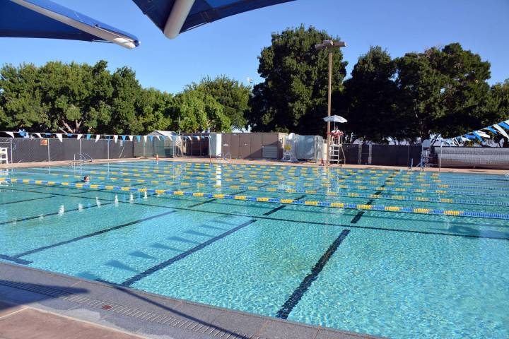 May is National Water Safety Month and the staff at Boulder City Pool remind residents about th ...