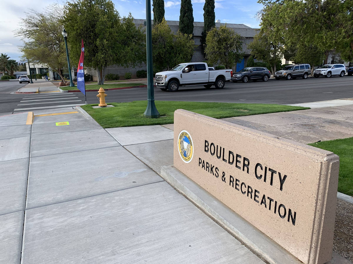 Early voting begins today, June 3, and continues through June 11 at the Boulder City Parks and ...