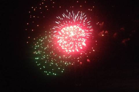 Fireworks that light up the sky should be lit by professionals. Those who prefer a home show sh ...