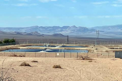 Boulder City Boulder City's wastewater treatment plant could be getting $1 million in federal f ...