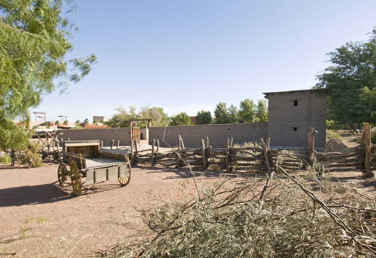 The first known celebration of Independence Day in Nevada took place at the now-historic Mormon ...