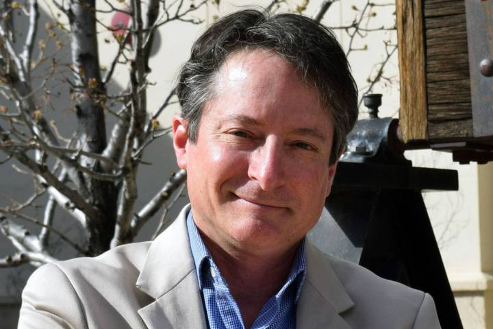 (Guy Clifton/TravelNevada.com) Myron Freedman is the new administrator of the Nevada Division o ...