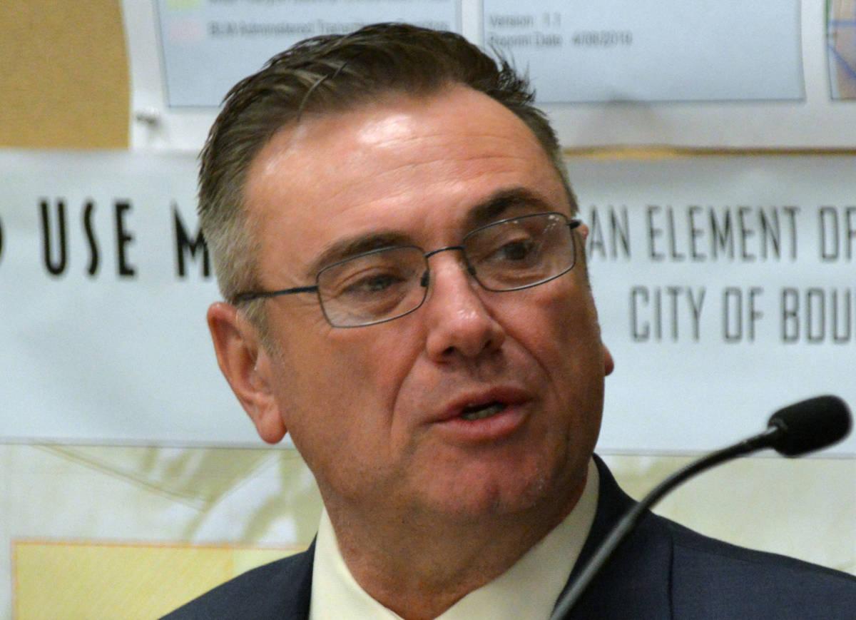Former City Manager Al Noyola