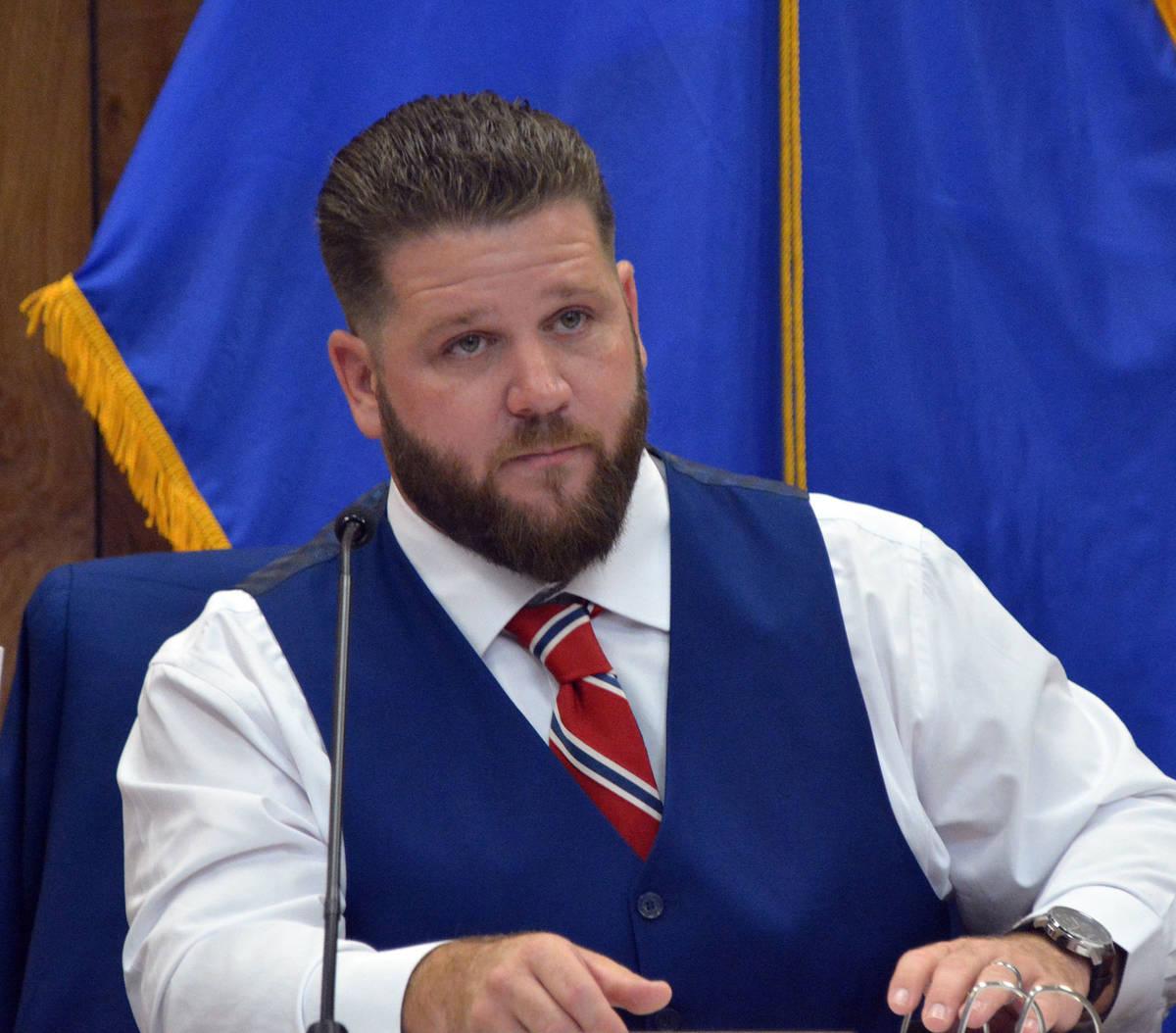 Councilman Matt Fox