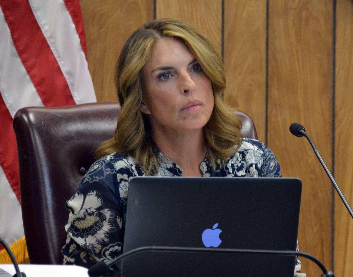 Councilwoman Sherri Jorgensen