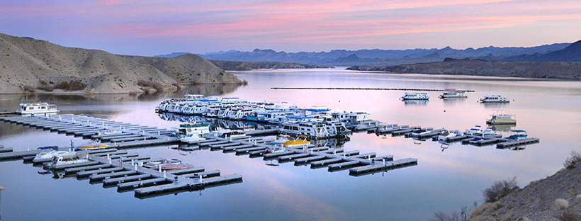 (Lake Mead Mohave Adventures) Lake Mead Mohave Adventures recently received two certificates fo ...