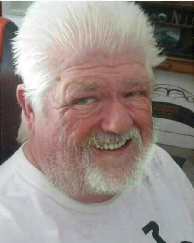 (Bob's Bikes for Needy Kids) Bob Crane of Henderson, who restores and donates old bicycles ot ...