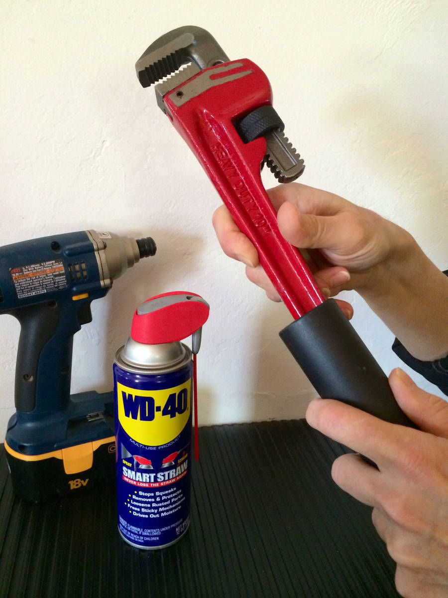 (Norma Vally) Using the proper tools, such as an impact driver, lubricating tough-to-turn bolts ...
