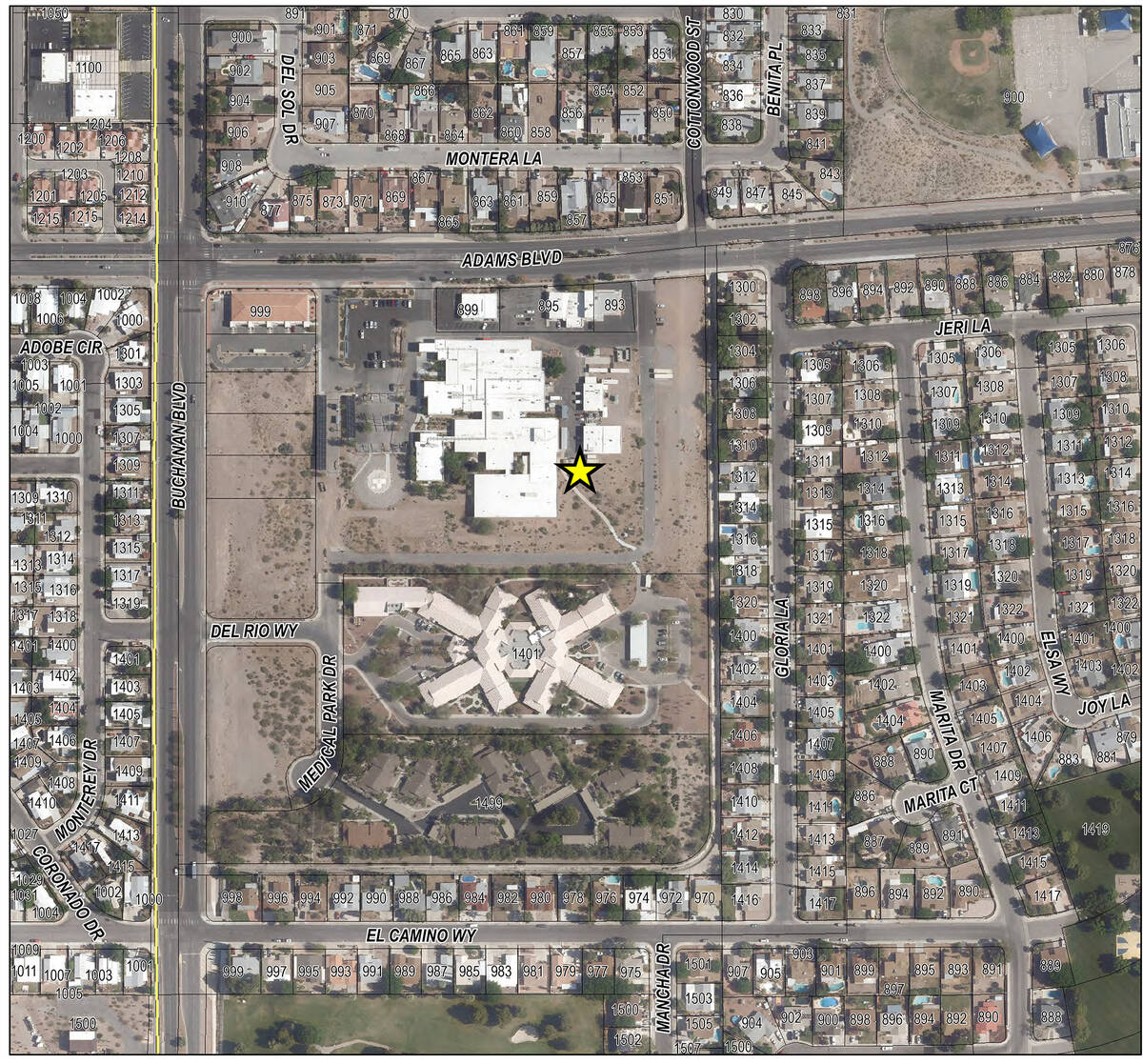 Boulder City The Planning Commission recently approved a conditional permit for a wireless comm ...