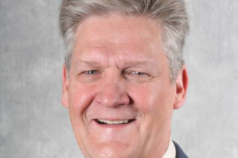 Courtesy photo Boulder City resident, former mayor and councilman Eric Lundgaard has announced ...